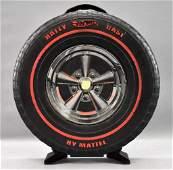 Redline Hot Wheels 12 car wheel rally case