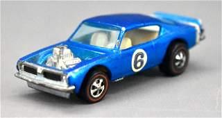 Redline Hot Wheels blue HK King Kuda