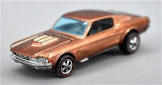 Redline Hot Wheels HK copper Custom Mustang