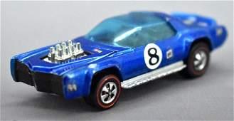 Redline Hot Wheels blue HK Sugar Caddy