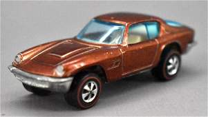 Redline Hot Wheels copper HK Maserati Mistral