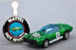 Redline Hot Wheels green HK Sugar Caddy with original