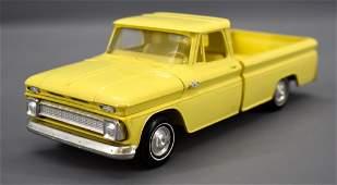1965 Chevrolet Pick-up Truck dealer promo car Yellow