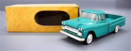 1958 Chevrolet Pick-up dealer promo car in original box