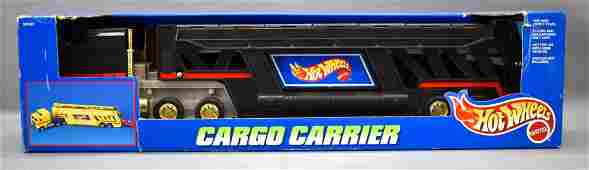 Mint Hot Wheels Cargo carrier in original box 167391