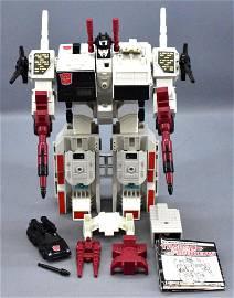Hasbro Takara G1 Transformers Heroic Autobot Metroplex