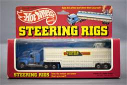 Hot Wheels Steering Rigs no. 3430 Ford LTL Cattle
