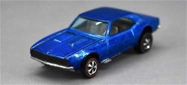 Hot Wheels Redline NBR Blue HK Custom Camaro