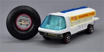 Hot Wheels Redline Heavyweights Racing Fuel Tanker