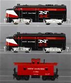 Gorgeous Kusan O gauge New Haven Alco FA diesel