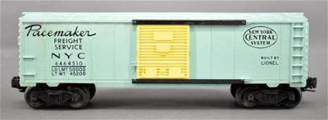 Lionel postwar O gauge 6464-510 New York Central Girls