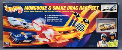 Factory sealed Hot Wheels 25th anniversary Snake and