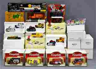 Large group of Matchbox modern era die cast MOY and