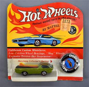 Redline Hot Wheels antifreeze US Deora on a sealed