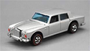 Redline Hot Wheels HK Rolls Royce Silver Shadow WOW!!