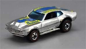Redline Hot Wheels chrome HK Mighty Maverick