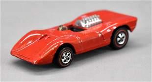 Redline Hot Wheels enamel red US Ferrari 312P