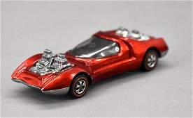 Redline Hot Wheels red Mod Quad