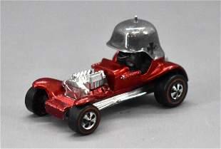 Redline Hot Wheels tall spike HK Red Baron
