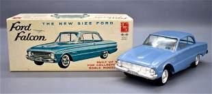 1960 AMT Ford Falcon promo car in original box