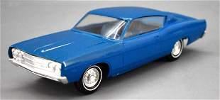 1969 Ford Torino 390 dealer promo car