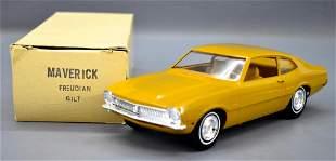 1970 Ford Maverick dealer promo car in original box