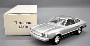 Mint 1975 Ford Mustang II dealer promo car in original