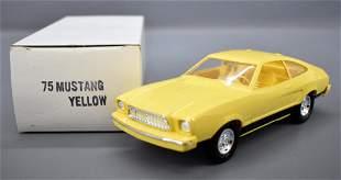 1975 Ford Mustang II dealer promo car in original box