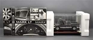 2006 Lincoln Mark LT pickup truck die cast dealer promo