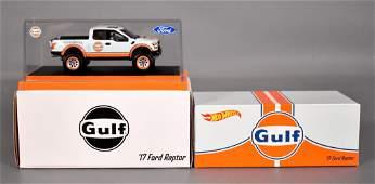 Hot Wheels Redline Club Gulf '17 Ford Raptor MIB