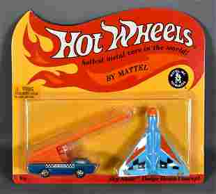 Hot Wheels Redline Club Sky Show Deora Concept MOC Low