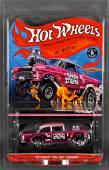 Hot Wheels Redline Club 2014 Candy Striper '55 Chevy