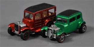 Original Redline Hot Wheels Classic '32 Ford Vicky and