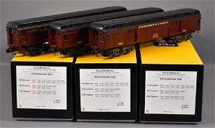 Sunset 3rd rail O scale 3 rail brass Pennsylvania P54