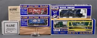 K-Line O gauge P & G Procter & Gamble diesel freight