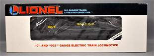Lionel modern era O Soo Line RS-3 diesel locomotive in