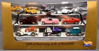 Hot Wheels 100th anniversary of the automobile in