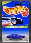 Hot Wheels 1995 Treasure Hunt #1 Olds 442 mint on a