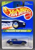 Hot Wheels 1995 Treasure Hunt #6 '63 split window