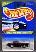 Hot Wheels 1995 Treasure Hunt #7 Stutz Blackhawk mint