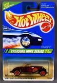 Hot Wheels 1995 Treasure Hunt #8 Rolls Royce Phantom II