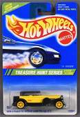 Hot Wheels 1995 Treasure Hunt #12 '31 Doozie mint on a