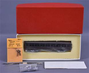 MTS Model Traction Supply CNS&M 128-141 class unpowered