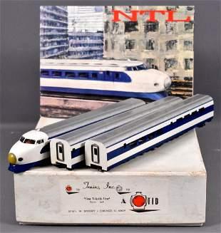 TID HO scale brass New Tokaido Line Japan Bullet Train