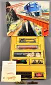 Fleischmann HO gauge American diesel freight set