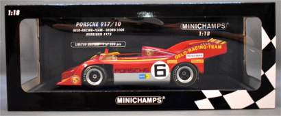 Paul's Model Art Minichamps 1/18 scale Georg Loos 1973