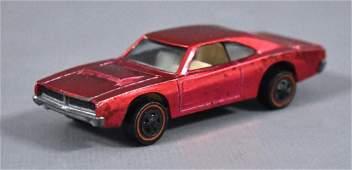 Redline Hot Wheels Rose Custom Charger Loose
