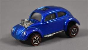 Redline Hot Wheels US Blue Custom Volkswagen Loose