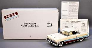 Danbury Mint 1956 Packard Caribbean Hardtop Original