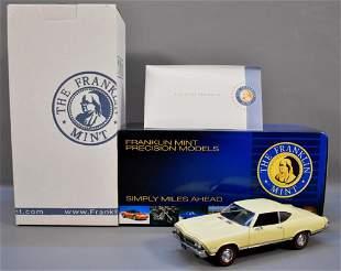 Franklin Mint 1968 Chevrolet Chevelle SS396 Hardtop